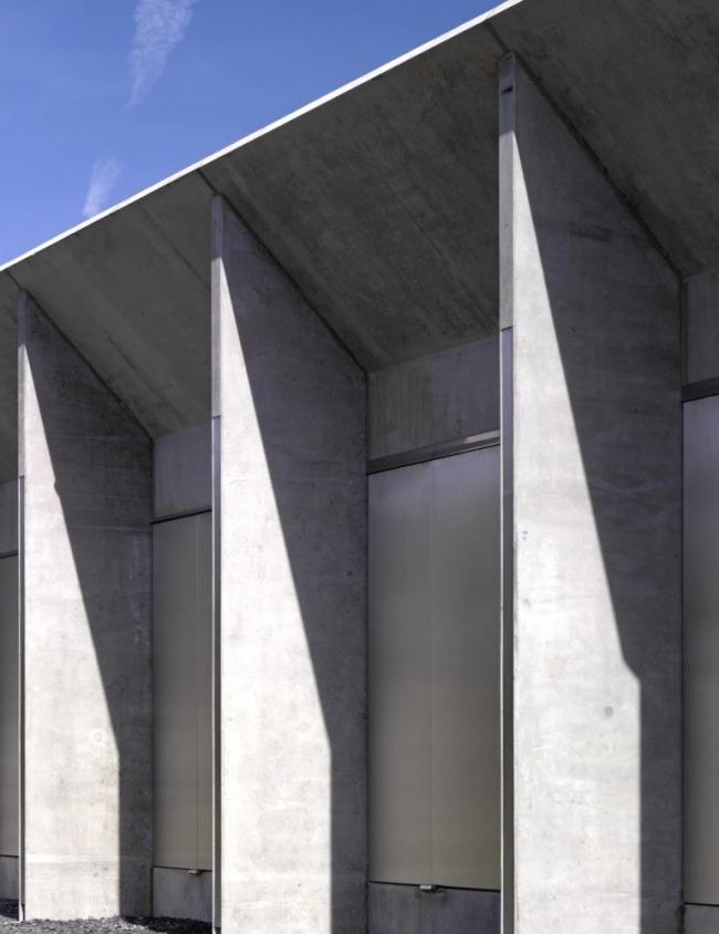 Здание киноархива BFI. Фото: Edmund Sumner © BFI