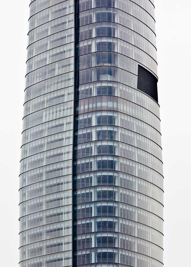 Финансовая башня Bitexco © T. Chapuis Architectes: JM. Duthilleul, E. Tricaud