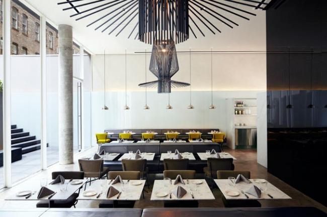 Отель Americano группы Habita © TEN Arquitectos