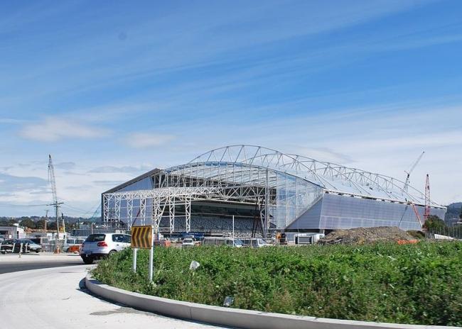 Стадион Форсайт Барр. Фото:  http://en.wikipedia.org