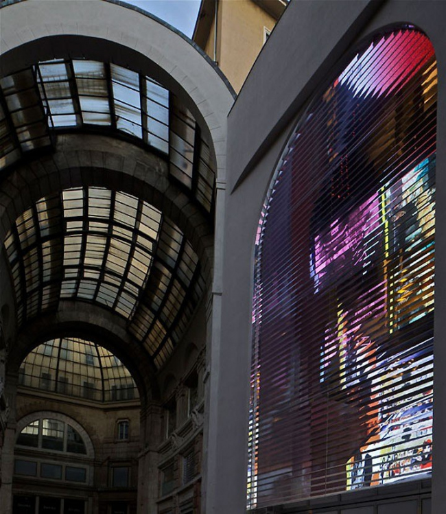 Универмаг Excelsior Milano. Фото с сайта http://retaildesignblog.net