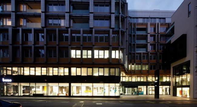 Здание офиса компании Bene в Вене