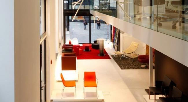 Мебель серии Parcs, кресла Mezzo