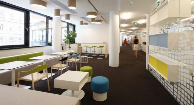 Мебель Bene, серия Parcs, RM module