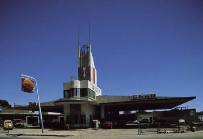Автозаправочная станция Tagliero