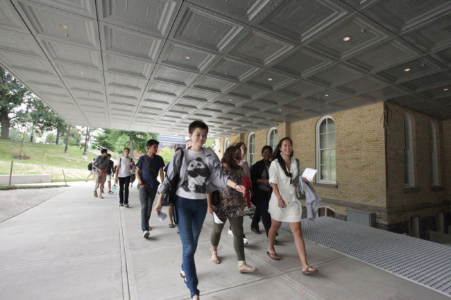 Корпус Мильстейна Университета Корнелла © Cornell AAP