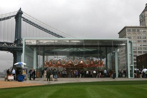 Павильон для «Карусели Джейн» © Architect′s Newspaper