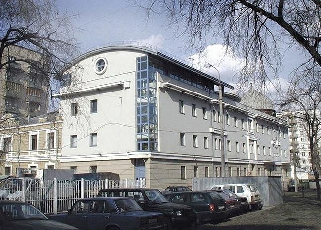 Офисное здание в 5-м Монетчиковском переулке