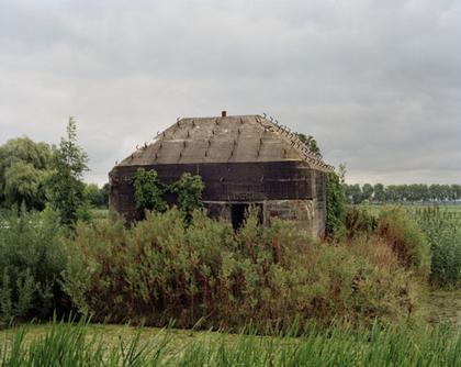 Вид бункера до реконструкции
