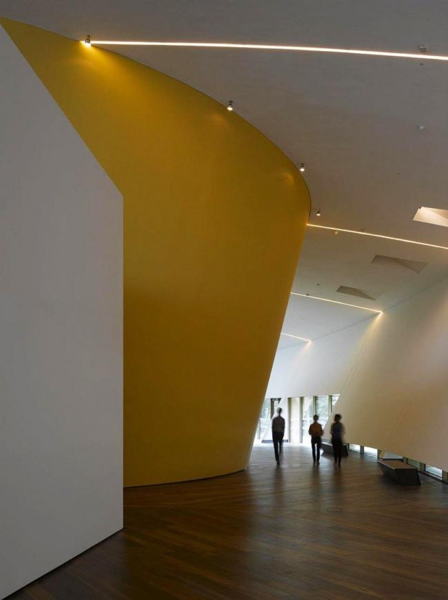 Центр изобразительных искусств firstsite. Фото © Richard Bryant/ arcaidimages.com
