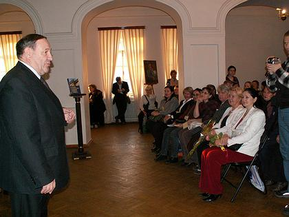Презентация каталога «Историко-архитектурные памятники Симбирска-Ульяновска»