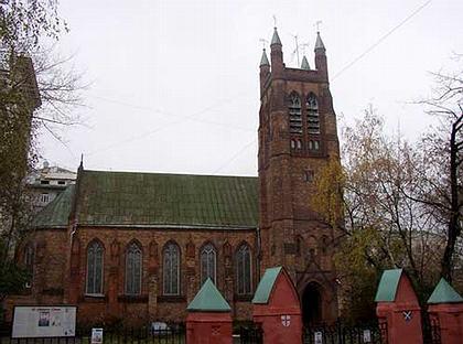 Церковь Святого Андрея. Вознесенский переулок, 8. Фото: Александр Усольцев