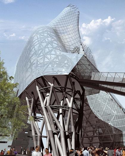 Башня «Фар». © Unibail-Morphosis
