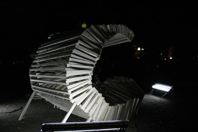 Redsquare architects, «Волна». Фотографии Маргариты Чубуковой