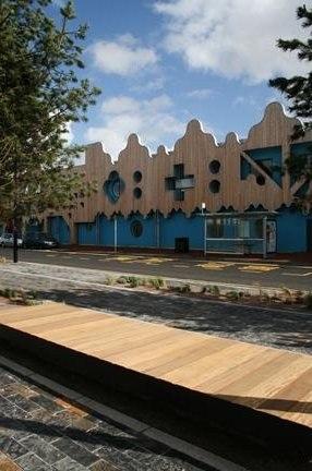 Медиа-центр BBC в Кардиффе. Фото с сайта  http://www.architectsjournal.co.uk/