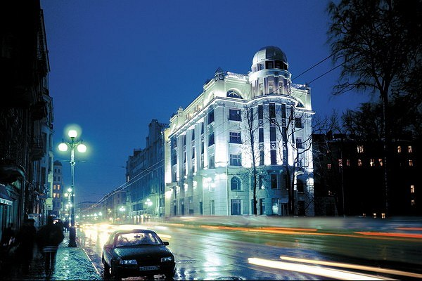 Жилой дом по адресу Каменноостровский пр., д. 56, фото © ПТАМ под руководством Е.Л. Герасимова