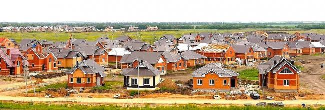 Коттеджный поселок «ЭкоДолье» в Оренбургской области. «ЭкоДолье»