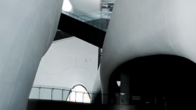 Музей искусств и истории города Ордоса  © MAD architects