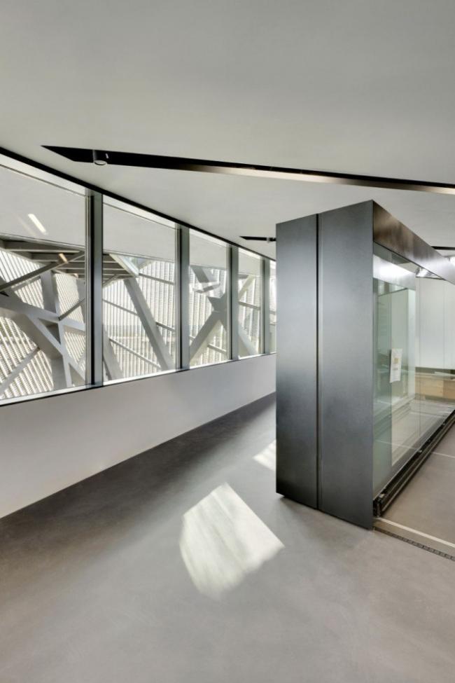Музей военной истории - реконструкция © Holzer Kobler Architekturen / janbitter.de