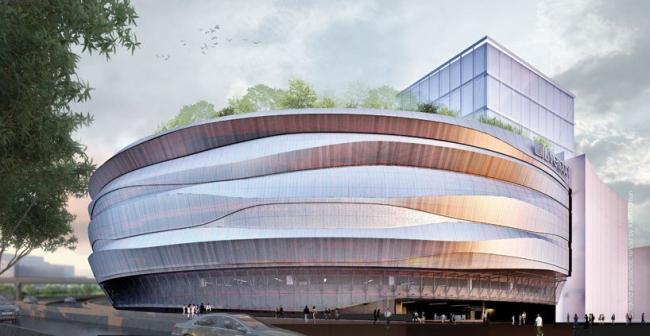 Универмаг «Ливерпуль» © Rojkind Arquitectos