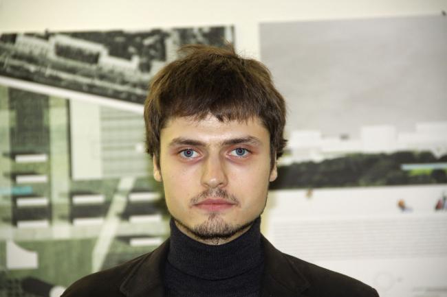 Игорь Чиркин – лауреат премии «Авангард» 2011 года. Фото А. Мартовицкой
