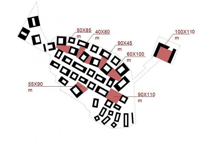 Проект D 1. Дома, дворы и галереи