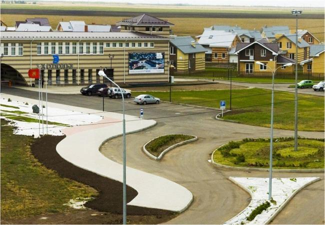 Многофункциональный проект «ЭкоДолье Оренбург»