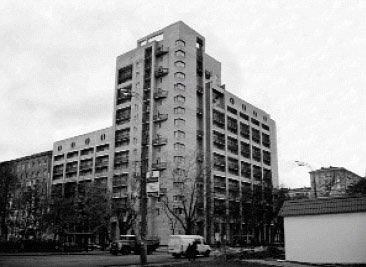 Жилой дом на ул. Щербаковская.