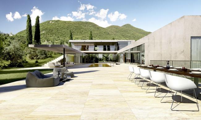 Комплекс Villa Eden Gardone. Villa.Sphere.Ovest ©ATP sphere GmbH
