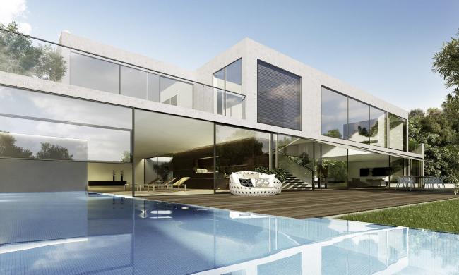 Комплекс Villa Eden Gardone. Villa.Sphere.Nord ©ATP sphere GmbH