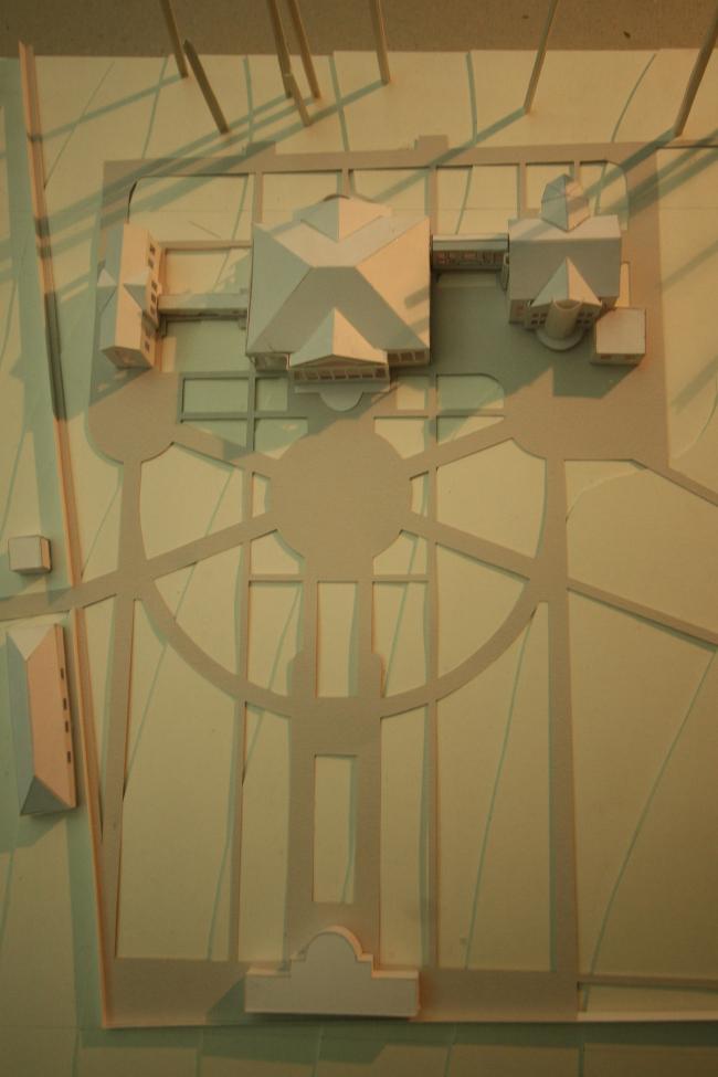 Усадьба с оздоровительным комплексом «Шишкин лес» © АСБ Карлсон & К