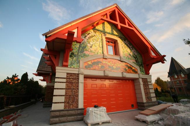 Гостевой дом в деревне Чивирево