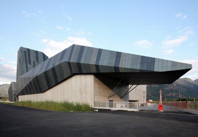 Штаб-квартира Salewa © Cino Zucchi Architetti