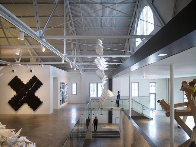 Музей современного искусства Роли © Lawrence Scarpa