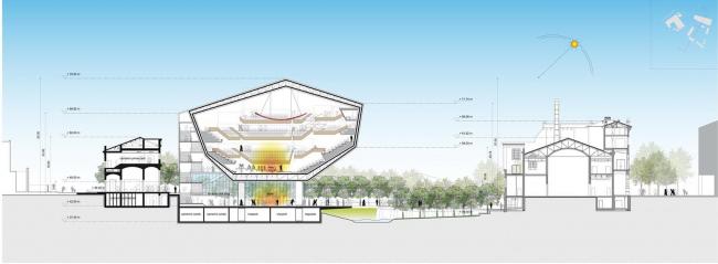 Концертный зал Auditorium delle Arti © RPBW