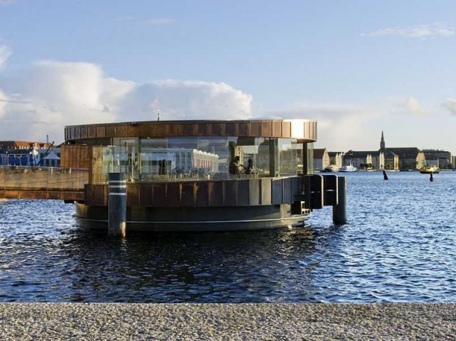 Оперный павильон © C.F. Moller Architects