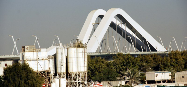 Мост Шейха Зайеда. Фото Paolo Rosa с сайта flickr.com
