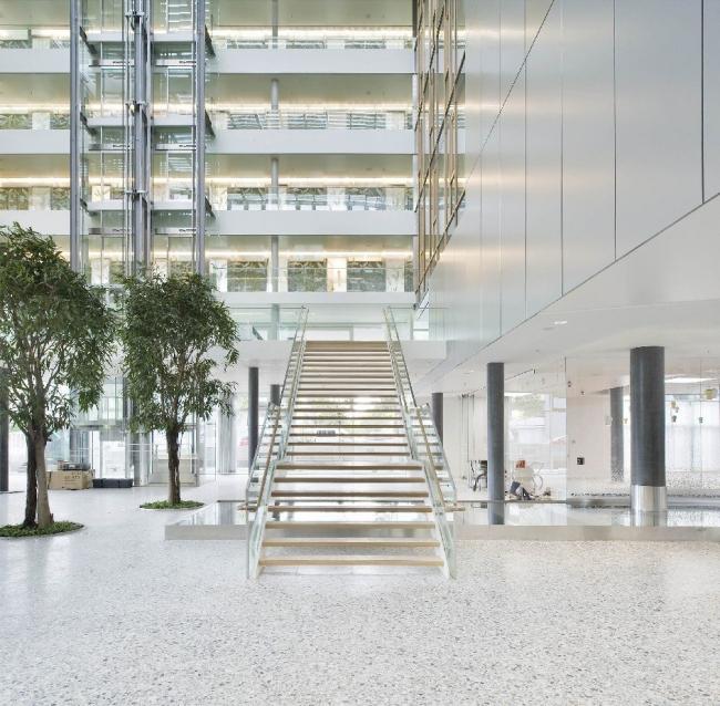 Штаб-квартира ВОИС © Behnisch Architekten