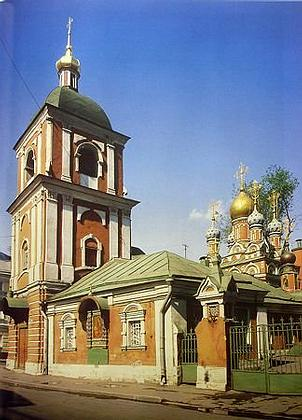 Церковь Успения в Гончарах
