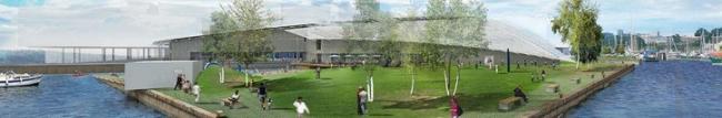 Музей современного искусства Аструп-Фернли © RPBW