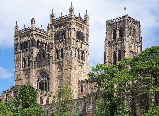 Даремский собор. Фото Wikimedia Commons
