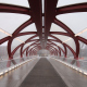 Мост мира, Калгари