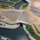 Центральный мост Олимпийского парка, Лондон