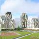 Конкурсное предложение строительства жилого района «Береговой», Москва