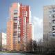 23-этажный жилой дом со встроенной детской поликлиникой на Ломоносовском проспекте, Москва