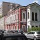 Фондовый магазин «Кредит Суисс» на Гоголевском бульваре, Москва