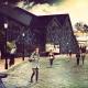 Культурное пространство на Андреевском спуске. Конкурсный проект, Киев