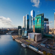 "Mixed-use development ""Empire Tower"". Second stage., Moscow"