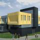 Операционное отделение банка со вспомогательными объектами в г. Нижнем Новгороде, Нижний Новгород