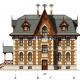 Викторианский дом,